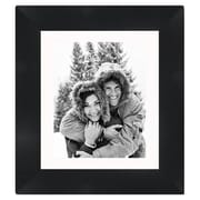 Frames By Mail 8'' x 10'' Flat Frame in Black