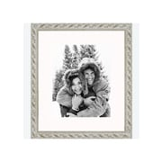 Frames By Mail 8'' x 10'' Frame in Antiqued White