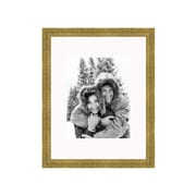 Frames By Mail 11'' x 14'' Thin Frame in Soft Gold