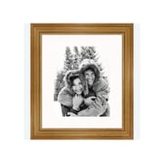 Frames By Mail 8'' x 10'' Traditional Frame in Pecan
