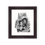 Frames By Mail 8'' x 10'' Traditional Frame in Mahogany