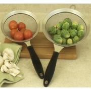 Cook Pro Professional 2 Piece Strainer Sink Grid Set