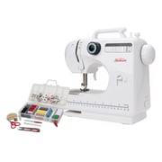 Sunbeam Large Compact Sewing Machine w/ Sewing Kit