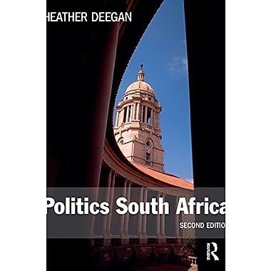 Politics South Africa, New Book (9781408258248)
