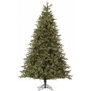 Vickerman Elk Frasier 6.5' Green Fir Artificial Christmas Tree w/ 550 Dura-Lit Clear Lights