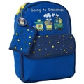 Mercury Luggage Going to Grandma's Children's Backpack; Blue