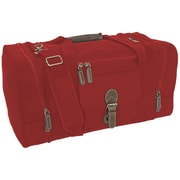 Mercury Luggage Acadia 20'' Carry-On Duffel; Red