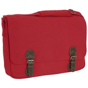 Mercury Luggage Acadia Messenger Bag; Red