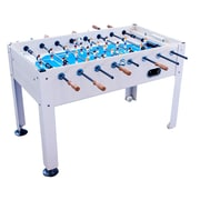 Park & Sun Blue Sky 1100 2'5'' Indoor/Outdoor Soccer Foosball Table