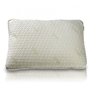 Luxury Home Align Position Pillow for Back Sleepers; King