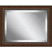 Ashton Wall D cor LLC Framed Beveled Plate Glass Mirror