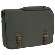 Mercury Luggage Acadia Messenger Bag; Green