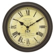 Chaney AcuRite 18'' Decor Wall Clock