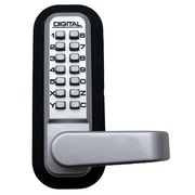 Lockey USA Mechanical Keyless Lock; Satin Chrome