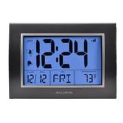 Chaney AcuRite LCD RCC Alarm Clock