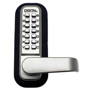 Lockey USA Mechanical Keyless Lock; Satin Nickel