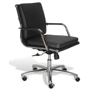 Jesper Office Berg Low Back Conference Chair; Black