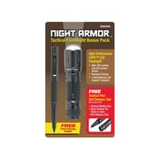 Night Armor LED Tactical Flashlight with Tactical Penlight