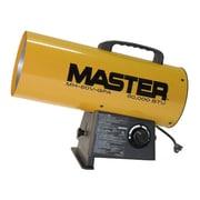 Master 60,000 BTU Portable Propane Forced Air Utility Heater w/ Variable Control