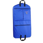Wally Bags NCAA Suit Length Garment Bag; Kansas