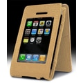 MacCase Premium Leather iPhone Case; Tan