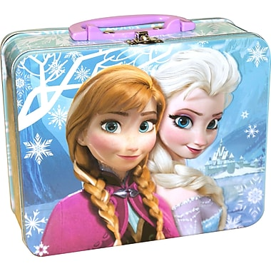 Disney Frozen Puzzle in Lunch Box