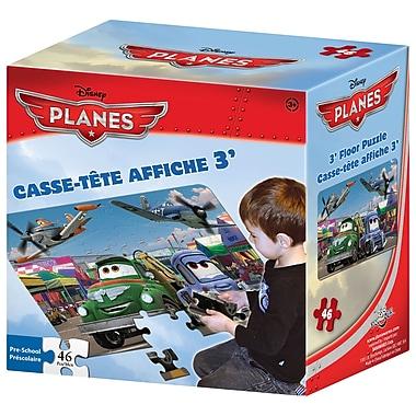 Planes Floor Puzzles