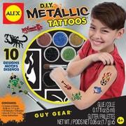 Alex Toys® DIY Metallic Tattoos Kit