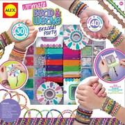 Alex Toys® Ultimate Bead & Weave Bracelet Party Kit