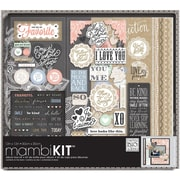 "Me & My Big Ideas Boxed Album Kit, Lacey Charm, 12"" x 12"""