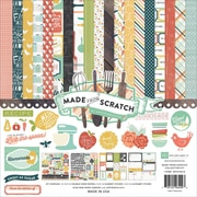 "Carta Bella™ Echo Park™ Made From Scratch Collection Kit, 12"" x 12"""