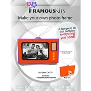 "FramousKits As Seen On TV Plastic Canvas Kit, 4.7"" x 7"", 10 Count"