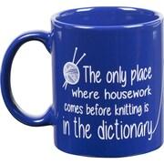 K1C2 Knit 11 oz. Coffee Mugs