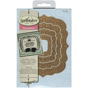 Spellbinders® Labels 39 Decorative Elements Nestabilities Die, Blue