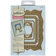 Spellbinders® Labels 40 Decorative Accents Nestabilities Die, Blue