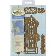 Spellbinders® Painted Lady Shapeabilities Die, Gray