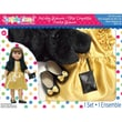 Springfield Collection® Gold Dress And Black Shrug Holiday Glamour Gift Set