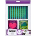 We R Memory Keepers™ Albums Made Easy™ Clearly Bold Journaling Card, Acetate, 7.8in. x 0.8in. x 10.8in.