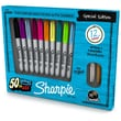 Sharpie® Special Edition Permanent Marker, Fine Point, Assorted, 12/Pack