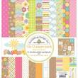"Doodlebug™ Paper Pack, 12"" x 12"", Hello Sunshine, 11 Sheets"