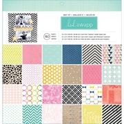 "American Crafts™ Best Of Heidi Swapp Paper Pad, 12"" x 12"", 180 Sheets"