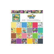 "American Crafts™ Imaginisce® Family Fun Paper Pad, 12"" x 12"", 48 Sheets"
