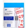 Grafix® Dura-Lar® Impress Monoprint Plate, Clear, 8in. x 10in.
