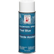 Design Master® COLORTOOL® Floral Spray Paint, Teal Blue, 12 oz.