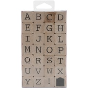 Artemio Alphabet Stamp Set