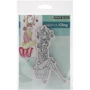 "Penny Black® Dreaming Of Cling Stamp, 2.8"" x 4.8"""