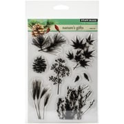 "Penny Black® Nature's Gift Stamp, Clear, 5"" x 6 1/2"""