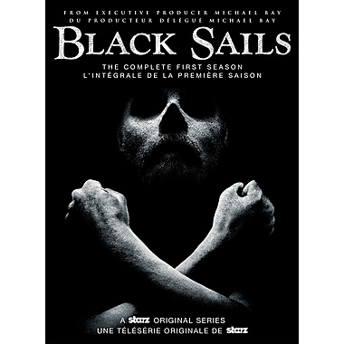 Black Sails: Season 1 (DVD)