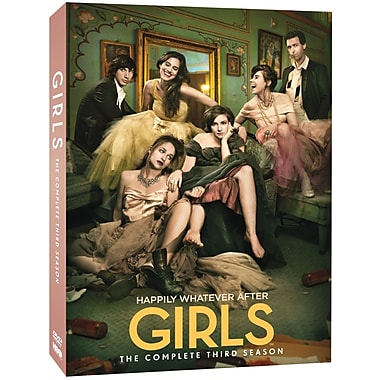 Girls: Season 3 (DVD)