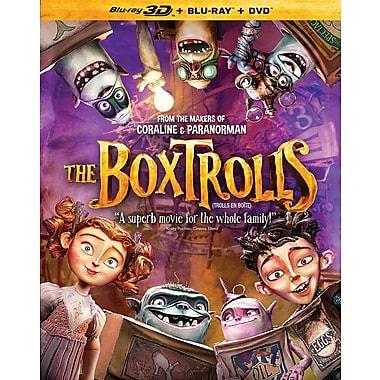Les Boxtrolls (Blu-ray 3D/Blu-ray/DVD)